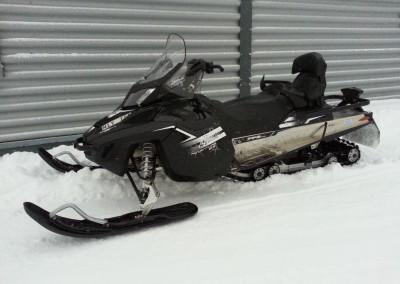 Lynx Adventure Grand Tourer 600 E-Tec 2012